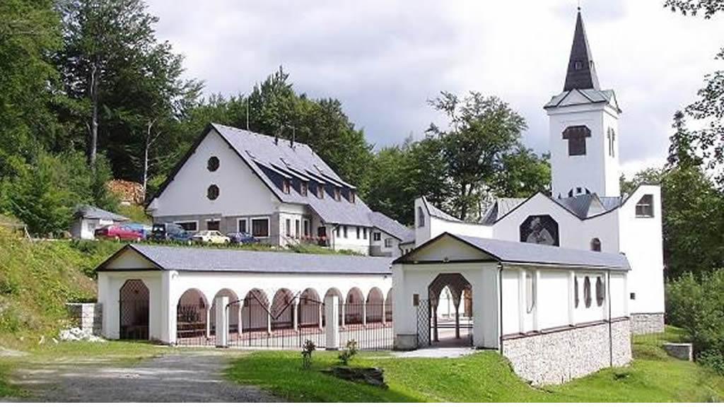 foto: Pilgrimage Church of Lady Marie Pomocná
