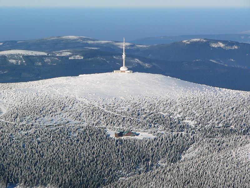 Karel Beneš: Nejvyšší hora Praděd